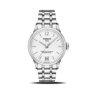 Tissot Damenuhr Chemin des Tourelles Powermatic 80 Lady T099.207.11.037.00