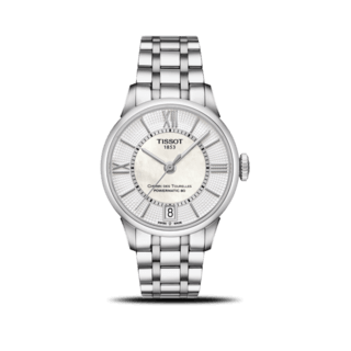 Tissot Damenuhr Chemin des Tourelles Powermatic 80 Lady T099.207.11.118.00