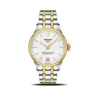 Tissot Damenuhr Chemin des Tourelles Powermatic 80 Lady T099.207.22.037.00