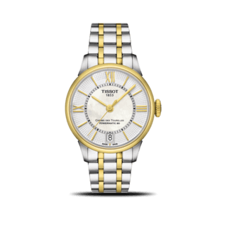 Tissot Damenuhr Chemin des Tourelles Powermatic 80 Lady T099.207.22.118.00