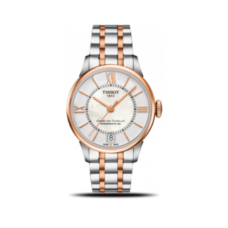Tissot Damenuhr Chemin des Tourelles Powermatic 80 Lady T099.207.22.118.02