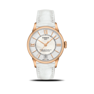 Tissot Damenuhr Chemin des Tourelles Powermatic 80 Lady T099.207.36.118.00