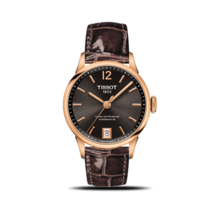 Tissot Damenuhr Chemin des Tourelles Powermatic 80 Lady T099.207.36.447.00