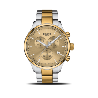 Tissot Herrenuhr Chrono XL T116.617.22.021.00