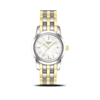 Tissot Damenuhr Classic Dream Lady T033.210.22.111.00