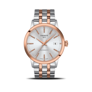 Tissot Herrenuhr Classic Dream Swissmatic T129.407.22.031.00