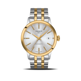 Tissot Herrenuhr Classic Dream Swissmatic T129.407.22.031.01