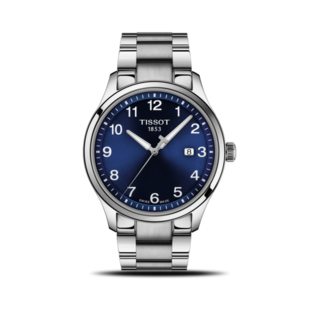 Tissot Herrenuhr Classic Gent XL T116.410.11.047.00