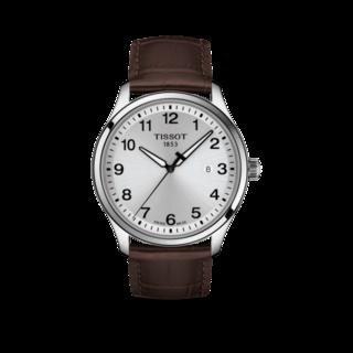 Tissot Herrenuhr Classic Gent XL T116.410.16.037.00