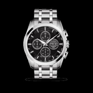 Tissot Herrenuhr Couturier Automatic Chronograph T035.614.11.051.01