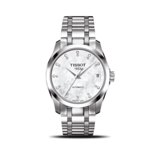 Tissot Herrenuhr Couturier Automatic Lady T035.207.11.116.00