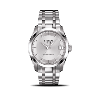 Tissot Damenuhr Couturier Powermatic Lady T035.207.11.031.00