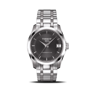 Tissot Damenuhr Couturier Powermatic Lady T035.207.11.061.00