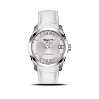 Tissot Damenuhr Couturier Powermatic Lady T035.207.16.031.00