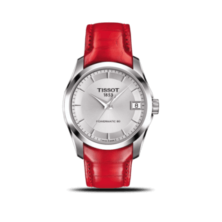 Tissot Damenuhr Couturier Powermatic Lady T035.207.16.031.01