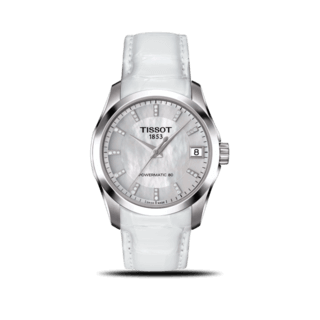 Tissot Damenuhr Couturier Powermatic Lady T035.207.16.116.00