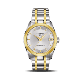 Tissot Damenuhr Couturier Powermatic Lady T035.207.22.031.00