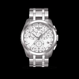 Tissot Herrenuhr Couturier Quartz Chronograph T035.617.11.031.00