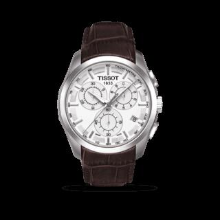Tissot Herrenuhr Couturier Quartz Chronograph T035.617.16.031.00