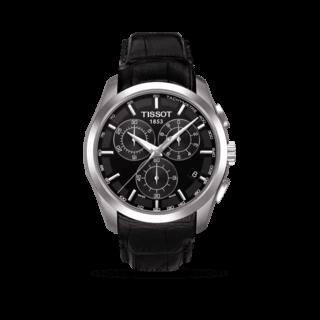 Tissot Herrenuhr Couturier Quartz Chronograph T035.617.16.051.00