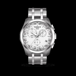 Tissot Herrenuhr Couturier Quartz GMT T035.439.11.031.00