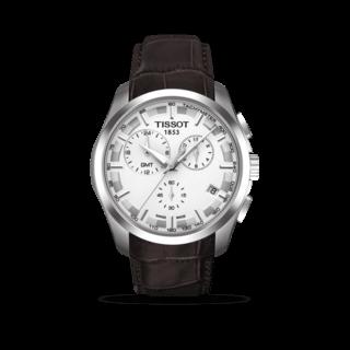 Tissot Herrenuhr Couturier Quartz GMT T035.439.16.031.00