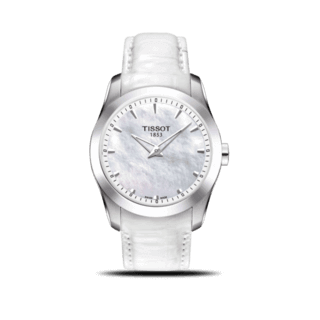 Tissot Damenuhr Couturier Secret Date Lady T035.246.16.111.00