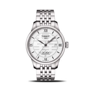 Tissot Herrenuhr Double Happiness T006.407.11.033.01