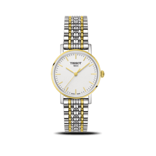 Tissot Damenuhr Everytime Small Lady Quarz T109.210.22.031.00