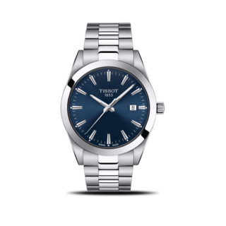 Tissot Herrenuhr Gentleman Quartz T127.410.11.041.00