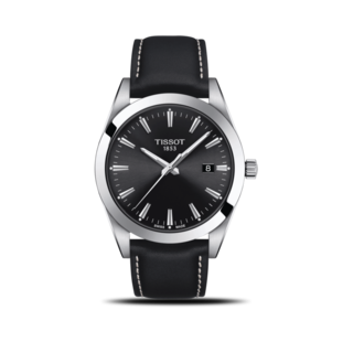 Tissot Herrenuhr Gentleman Quartz T127.410.16.051.00