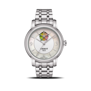 Tissot Damenuhr Lady Heart Automatic T050.207.11.117.05