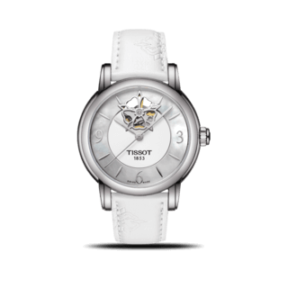 Tissot Damenuhr Lady Heart Automatic T050.207.17.117.04