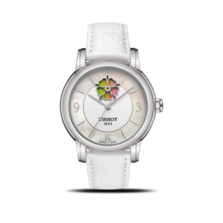 Tissot Damenuhr Lady Heart Automatic T050.207.17.117.05