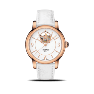 Tissot Damenuhr Lady Heart Automatic T050.207.37.017.04