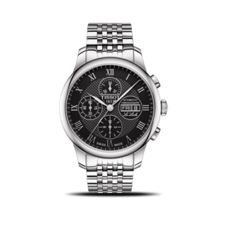 Tissot Herrenuhr Le Locle Automatic Chronograph T006.414.11.053.00