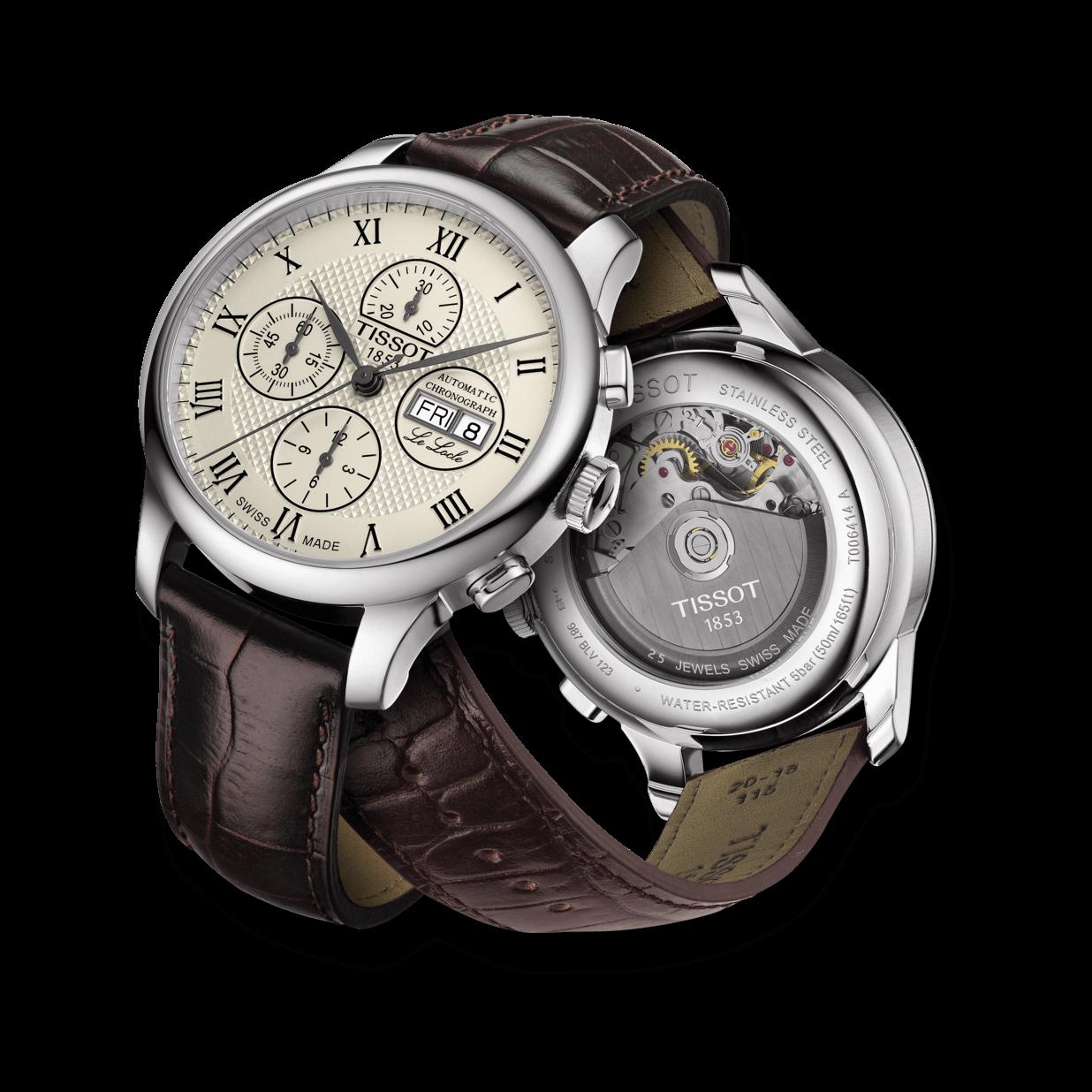 Chronograph Kaufen Le Locle Valjoux Uhren Automatic Tissot kXZuPOi
