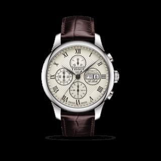 Tissot Herrenuhr Le Locle Automatic Chronograph T006.414.16.263.00