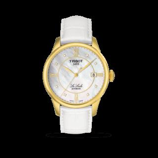 Tissot Armbanduhr Le Locle Automatic Gent T41.5.453.86