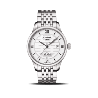 Tissot Herrenuhr Le Locle Double Happiness Gent T41.1.833.50