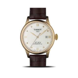 Tissot Herrenuhr Le Locle Powermatic 80 T006.407.36.266.00