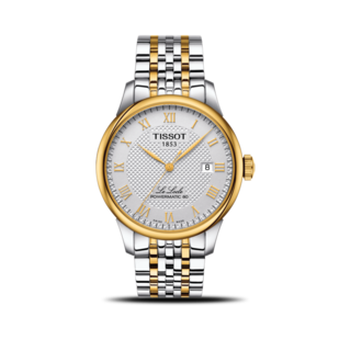 Tissot Herrenuhr Le Locle Powermatic Gent T006.407.22.033.01