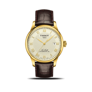 Tissot Herrenuhr Le Locle Powermatic Gent T006.407.36.263.00