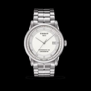 Tissot Herrenuhr Luxury Automatic Gent COSC T086.408.11.016.00