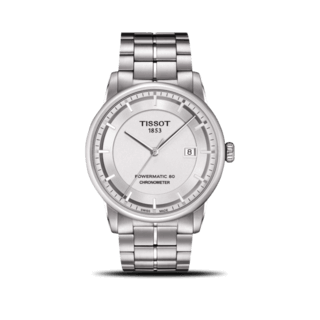 Tissot Herrenuhr Luxury Automatic Gent COSC T086.408.11.031.00