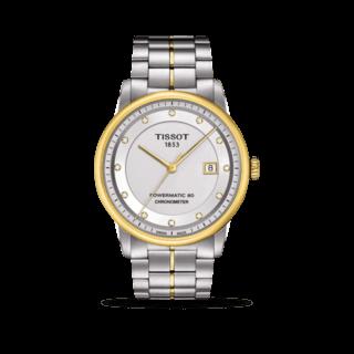Tissot Damenuhr Luxury Automatic Gent COSC T086.408.22.036.00