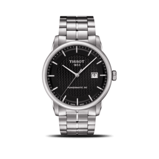Tissot Herrenuhr Luxury Automatic Gent T086.407.11.201.02