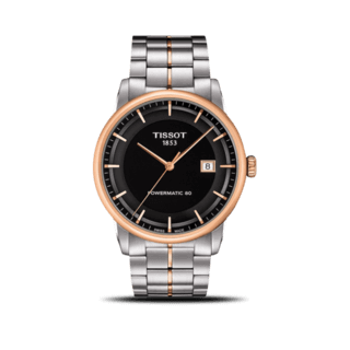 Tissot Herrenuhr Luxury Automatic Gent T086.407.22.051.00