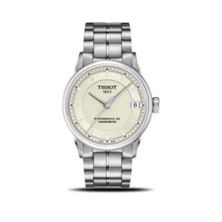 Tissot Damenuhr Luxury Automatic Lady COSC T086.208.11.261.00