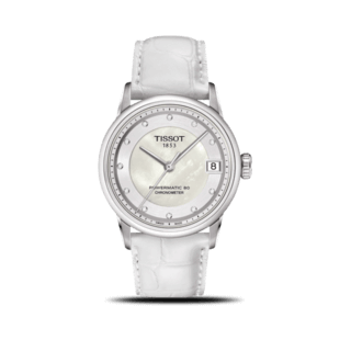 Tissot Damenuhr Luxury Automatic Lady COSC T086.208.16.116.00